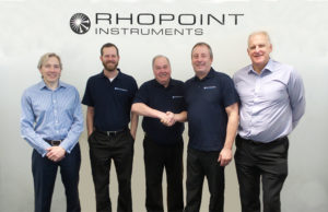 Photo of Rhopoint Instruments opening Rhopoint Americas