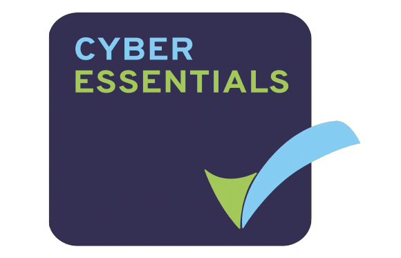 Cyber Essentials approved logo