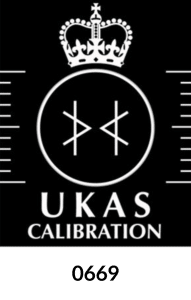 UKAS Calibration 0669 Logo