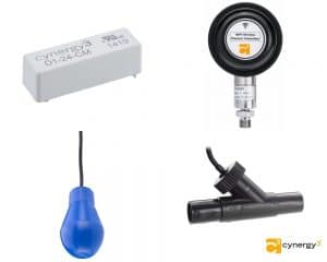 A selection of Cynergy3 products